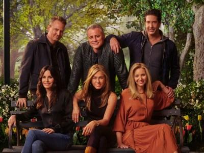 Українська прем'єра спецвипуску серіалу «Друзі: Возз'єднання» / Friends: The Reunion відбудеться сьогодні на платформі Vodafone TV