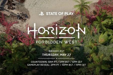 В полночь 28 мая Sony проведет следующий State of Play — покажут 14 минут геймплея Horizon: Forbidden West