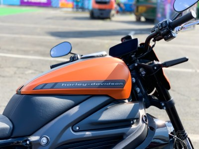 Harley-Davidson выделяет LiveWire в качестве отдельного бренда по выпуску электрических мотоциклов