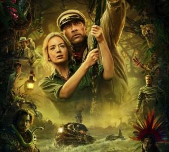 Вышел финальный трейлер экшена Jungle Cruise / «Круиз по джунглям» с Дуэйном Джонсоном и Эмили Блант (премьера 30 июля 2021 года)