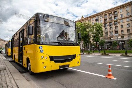 КМДА запровадила нові стандарти для маршруток: кондиціонери, GPS, валідатори для е-квитка, форма для водіїв тощо