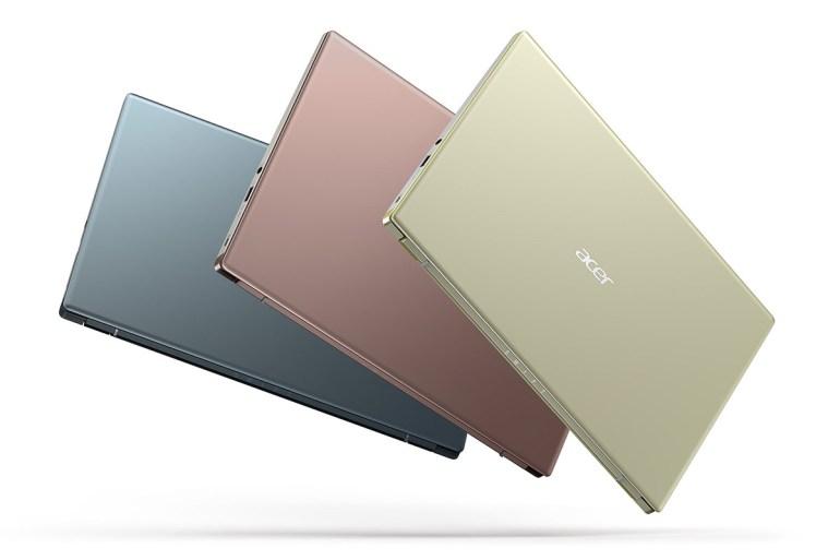 Acer Swift X — тонкий та легкий 14-дюймовий ноутбук з Ryzen 7 5800U та GeForce RTX 3050 Ti