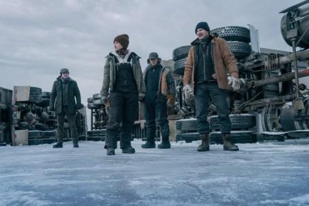 Вышел первый трейлер боевика The Ice Road / «Ледяной дрифт» с Лиамом Нисоном и Лоуренсом Фишберном