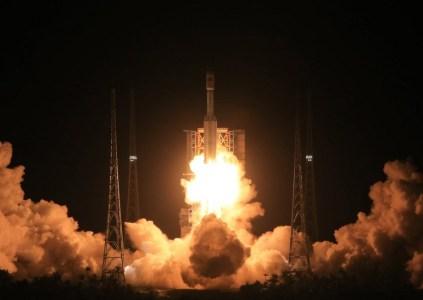 Китай здійснив запуск вантажного корабля Tianzhou 2 з місією постачання до орбітальної станції Tiangong