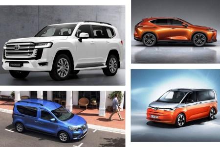 Авто-дайджест за июнь 2021 года: Toyota Land Cruiser 300, Lexus NX, Volkswagen Multivan T7 и многое другое