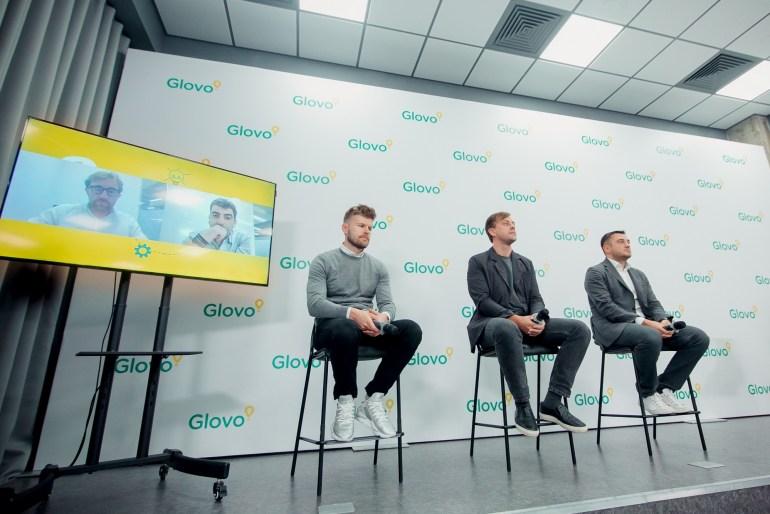 Glovo відкриває технологічний хаб у Києві куди на старті планує найняти близько 50 IT-розробників