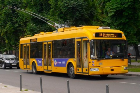 У Черкасах відтепер можна відстежувати рух усього громадського транспорту онлайн