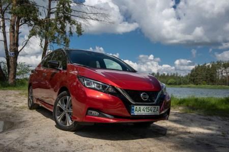 В Україні стартували офіційні продажі електромобіля Nissan Leaf, авто вже доступні у дилерів для тест-драйвів та придбання