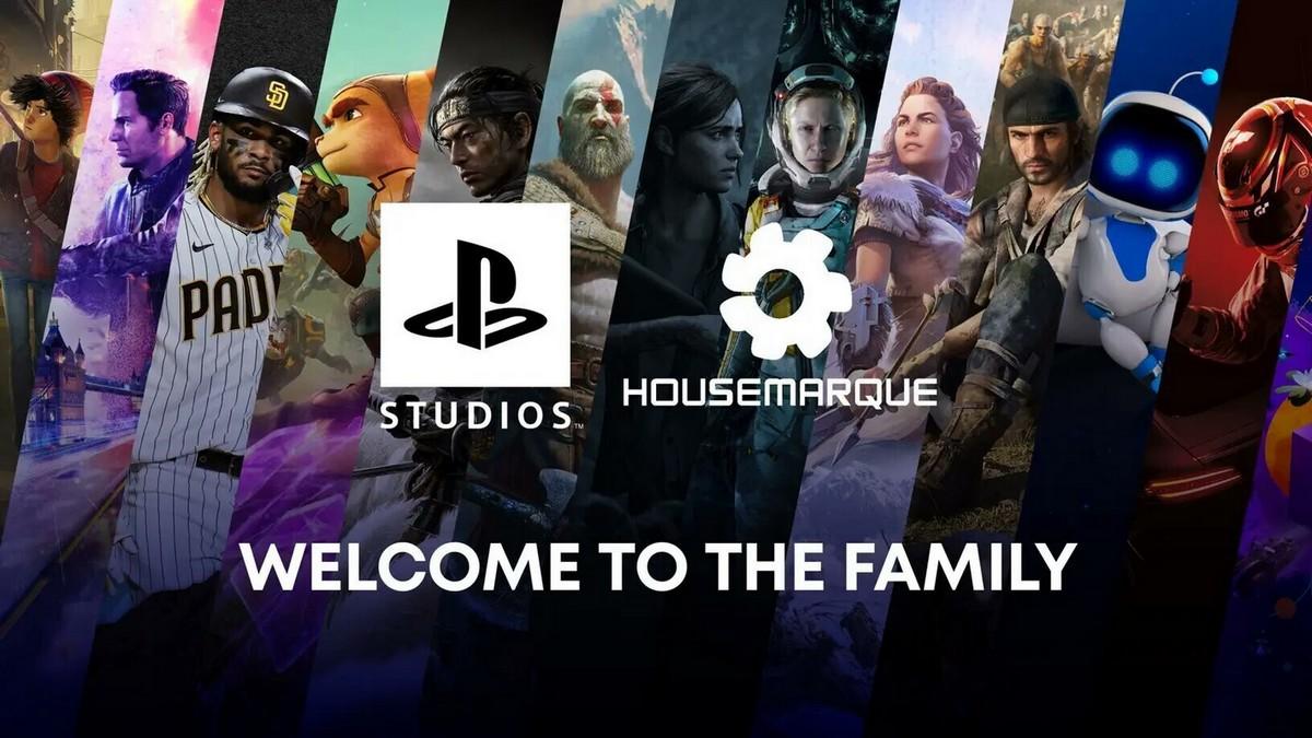 Студия Housemarque — разработчик Returnal, Nex Machina и Resogun — теперь входит в состав PlayStation Studios - ITC.ua