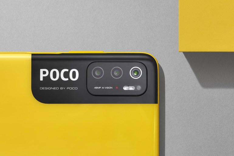 В Україні починається продаж смартфону POCO M3 Pro 5G за ціною від 5,5 тис. грн