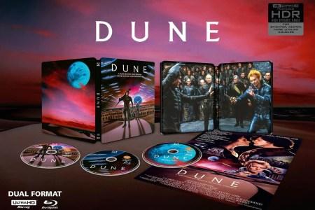 Оригинальную «Дюну» / Dune 1984 года выпустят в 4K HDR качестве перед релизом новой версии от Дени Вильнева