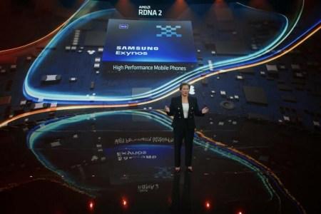 СМИ: Samsung уже договаривается с AMD о разработке второго поколения графического ядра Radeon для Exynos