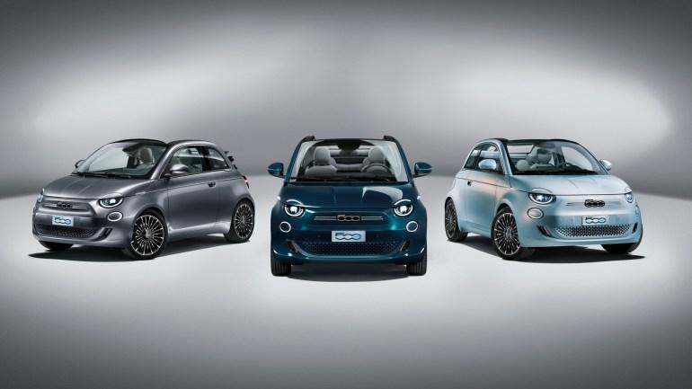 Официально: С 2030 года Fiat будет производить и продавать исключительно электромобили, постепенный отказ от ДВС начнется с 2025 года