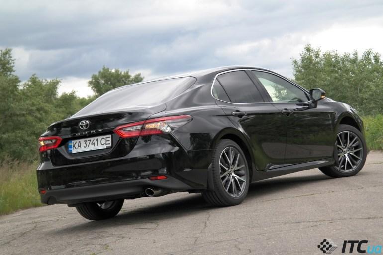 Тест-драйв Toyota Camry 2021: ТОП-5 вопросов и ответов