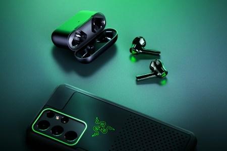 Анонсированы новые беспроводные наушники для геймеров Razer Hammerhead True Wireless X по цене $80