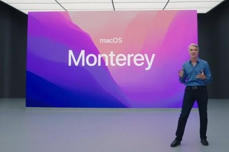 Анонсирована macOS Monterey с более глубокой интеграцией iOS-устройств