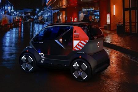 Renault представил сразу три компактных электромобиля из семейства Mobilize — DUO, BENTO и HIPPO