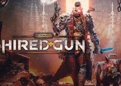 Necromunda: Hired Gun – темная сторона Warhammer 40K