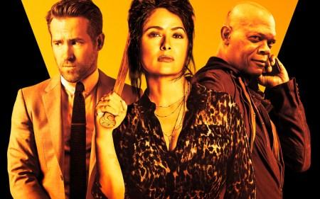 Рецензия на фильм «Телохранитель жены киллера» / Hitman's Wife's Bodyguard