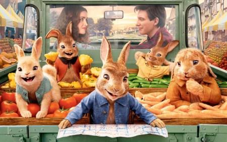 Рецензия на фильм «Кролик Петрик: Побег в город» / Peter Rabbit 2: The Runaway