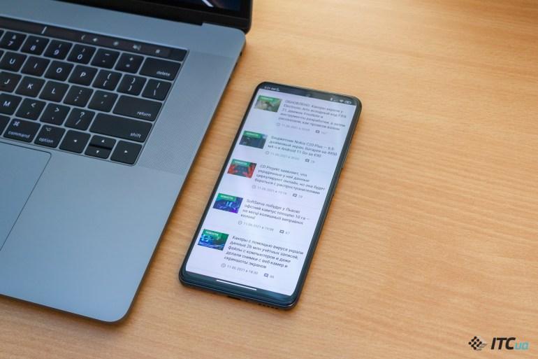 Обзор смартфона Poco F3