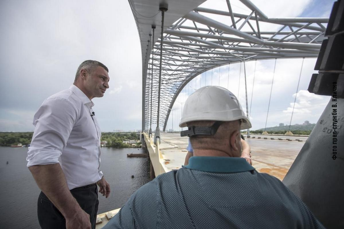 Віталій Кличко: Роботи з спорудження метро на Троєщину вже розпочали,