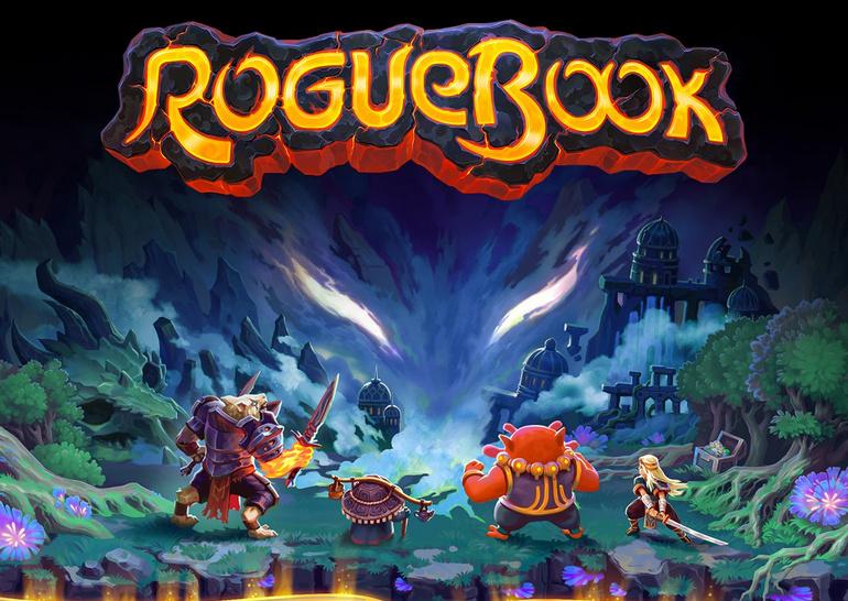Roguebook: карточная RPG от создателя Magic: The Gathering и разработчиков Faeria - ITC.ua