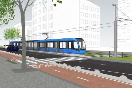 Швидкісному трамваю в центр та реконструкції Вокзальної площі усе-таки бути — Київрада з другої спроби ухвалила рішення
