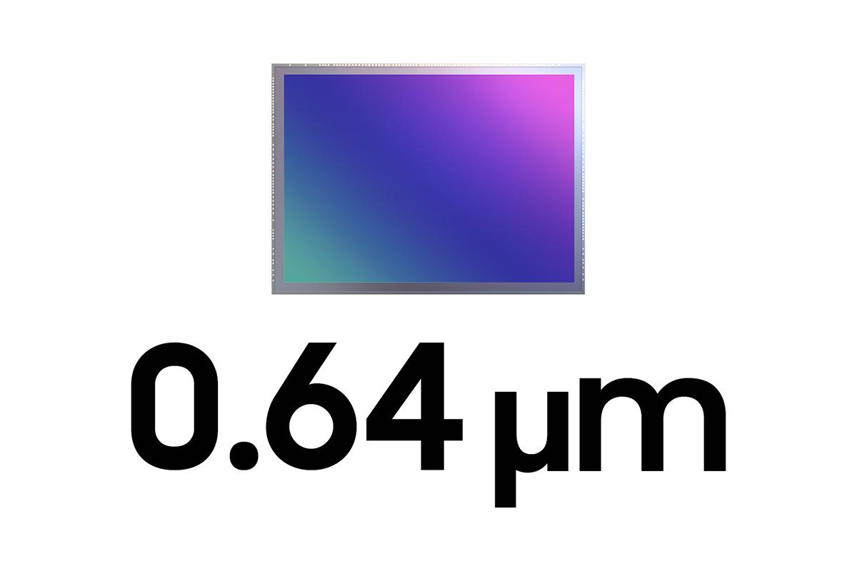 Samsung анонсировала 50-мегаписельный фотосенсор с рекордно маленькими пикселями — 0,64 мкм - ITC.ua