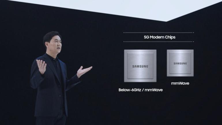 Samsung рассказала о своих новых решениях и достижениях в сфере 5G, рассказала потенциале технологии 6G