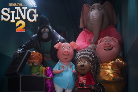 Первый трейлер полнометражного мультфильма Sing 2 / «Співай 2», который продолжает историю поющих антропоморфных зверей [премьера — 22 декабря 2021 года]