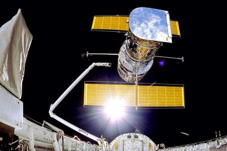 «Хаббл» вернулся к научной работе после пятинедельного перерыва