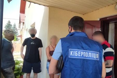 Кіберполіція ліквідувала фіктивну криптобіржу, організатори якої ошукали українців на чверть мільярда гривень