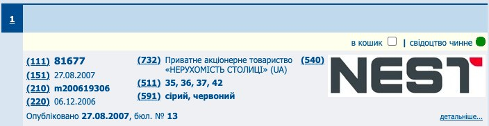 Гніздо розбрату: Google намагається через суд анулювати в Україні бренд NEST, що належить київському забудовнику
