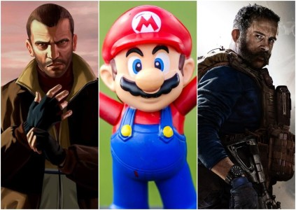 Tetris, Mario или Call of Duty? Самые популярные игровые серии в истории