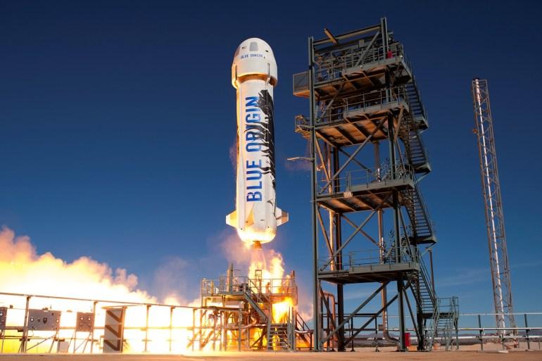 Blue Origin разрешили запустить людей в космос на ракете New Shepard — первый полет с участием Джеффа Безоса по-прежнему запланирован на 20 июля