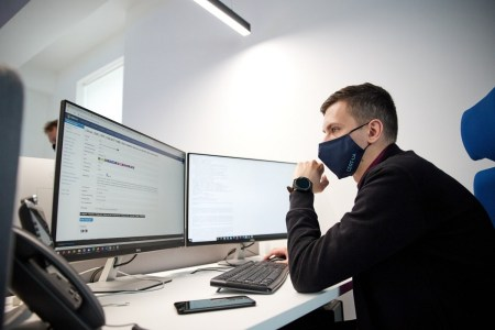 За перше півріччя 2021 року фахівці Держспецзв'язку заблокували 1,7 млн мережевих атак на держоргани України