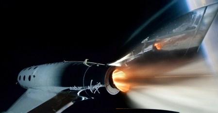 Обновлено: Ричард Брэнсон слетал в космос на собственном космоплане [Как это было]