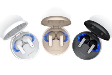 LG представила новые наушники из линейки Tone Free