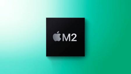 Чипсет Apple M2 дебютирует в новом поколении MacBook Air в 2022 году