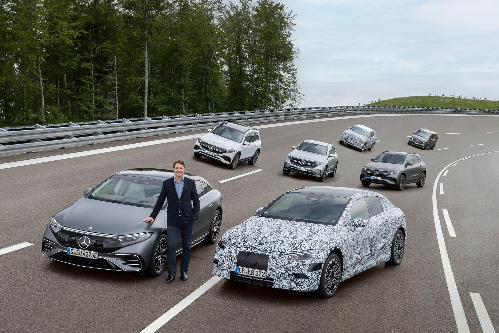 Mercedes-Benz: К 2025 году у всех наших моделей будет полностью электр