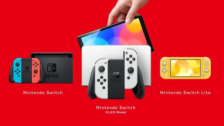 Новая консоль Nintendo Switch (OLED model) представлена официально, продажи стартуют 8 октября по цене $350