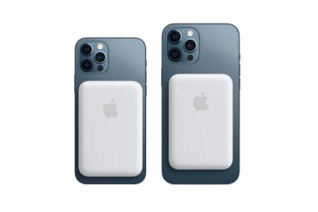 Apple выпустила внешний аккумулятор MagSafe для iPhone 12 за 99 долларов — с поддержкой реверсивной беспроводной зарядки