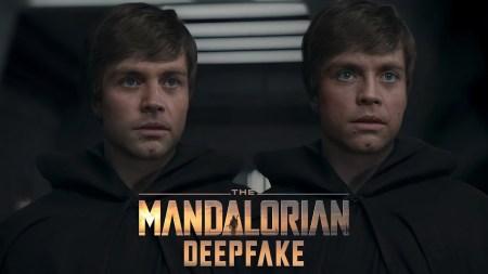 Студия Lucasfilm/ILM пригласила на работу ютубера Shamook, который специализируется на дипфейк-улучшении «цифровых актеров»