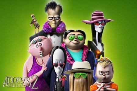 Вышел первый трейлер полнометражного мультфильма «Семейка Аддамс 2» / The Addams Family 2 (премьера — 1 октября 2021 года)