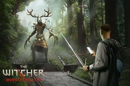 Мобильная AR-игра «The Witcher: Monster Slayer» от CD Projekt Red выйдет на iOS и Android 21 июля 2021 года