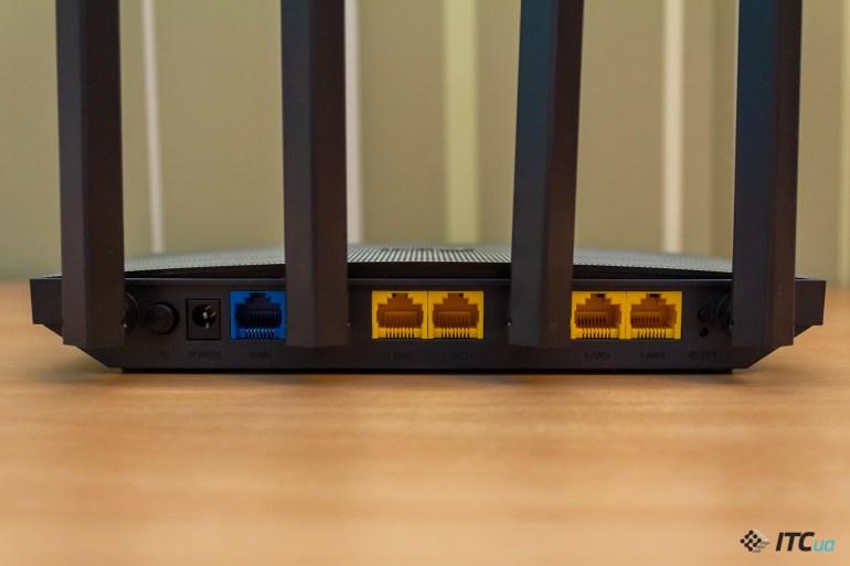 Обзор роутера TP-Link Archer C80