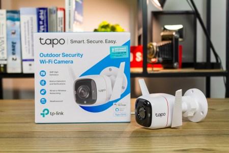 Беспроводная камера наружного наблюдения TP-Link Tapo C310