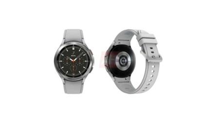 Грядущие умные часы Samsung Galaxy Watch 4 Classic засветились в утечке с разных ракурсов и в разных цветах