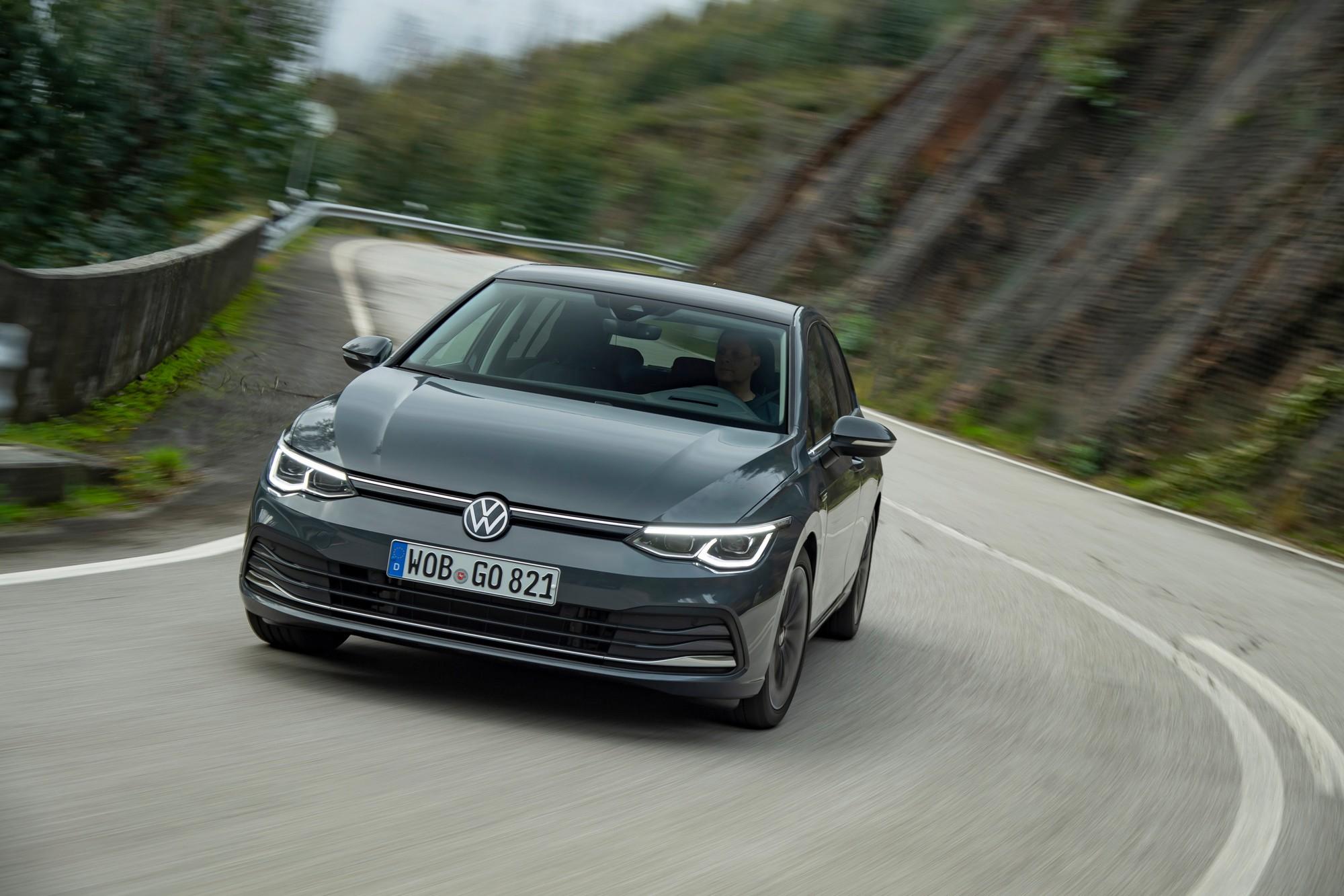 Bosch использует датчики Volkswagen Golf 8, чтобы создавать многослойные дорожные профили для автономных автомобилей - ITC.ua